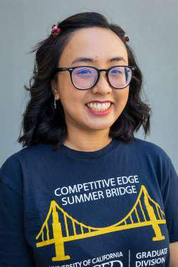 Economics Ph.D. student Tiffany Ho