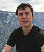 Ph.D. student Sammy Villa
