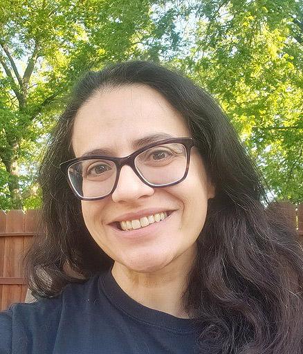 Applied Mathematics Professor Suzanne Sindi