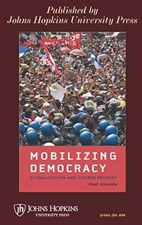 """Mobilizing Democracy"" by Paul Almeida"