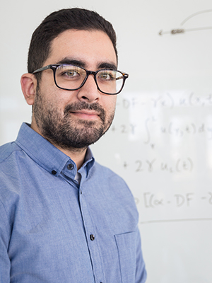 Banuelos already secured a tenure-track position at Fresno State, where he will teach and work with undergraduates on research.