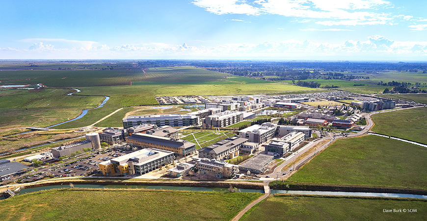 UC Merced Receives Highest Number of Applications in Campus's History |  Newsroom