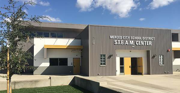 Merced's Science, Technology, Engineering, Arts and Mathematics Center