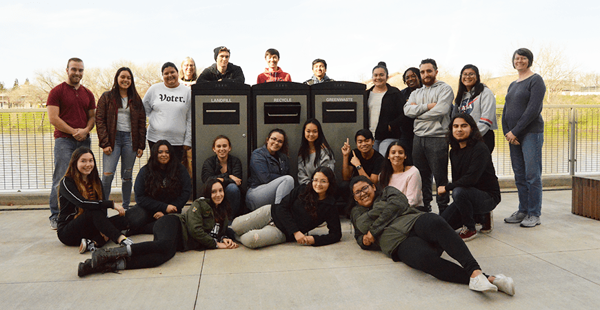 UC Merced hosted its first Student Leadership Institute for Climate Resilience earlier this month, teaching students how to become leaders in sustainability.