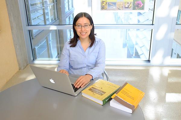 Professor Emilia Huerta-Sánchez is a molecular cell biologist whose recent study shows genetic adaptations among high-elevation populations.