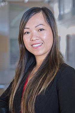 Professor Sandie Ha