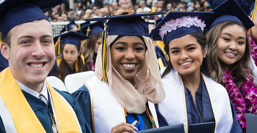 UC Merced ranked No. 8 in the nation in first-generation student performance and performance of students who receive Pell grants in the Washington Monthly 2019 College Guide and Rankings.