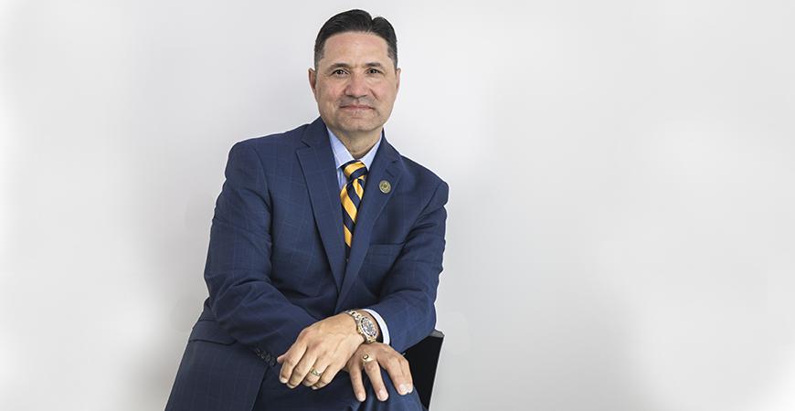 UC Merced Chancellor Juan Sánchez Muñoz