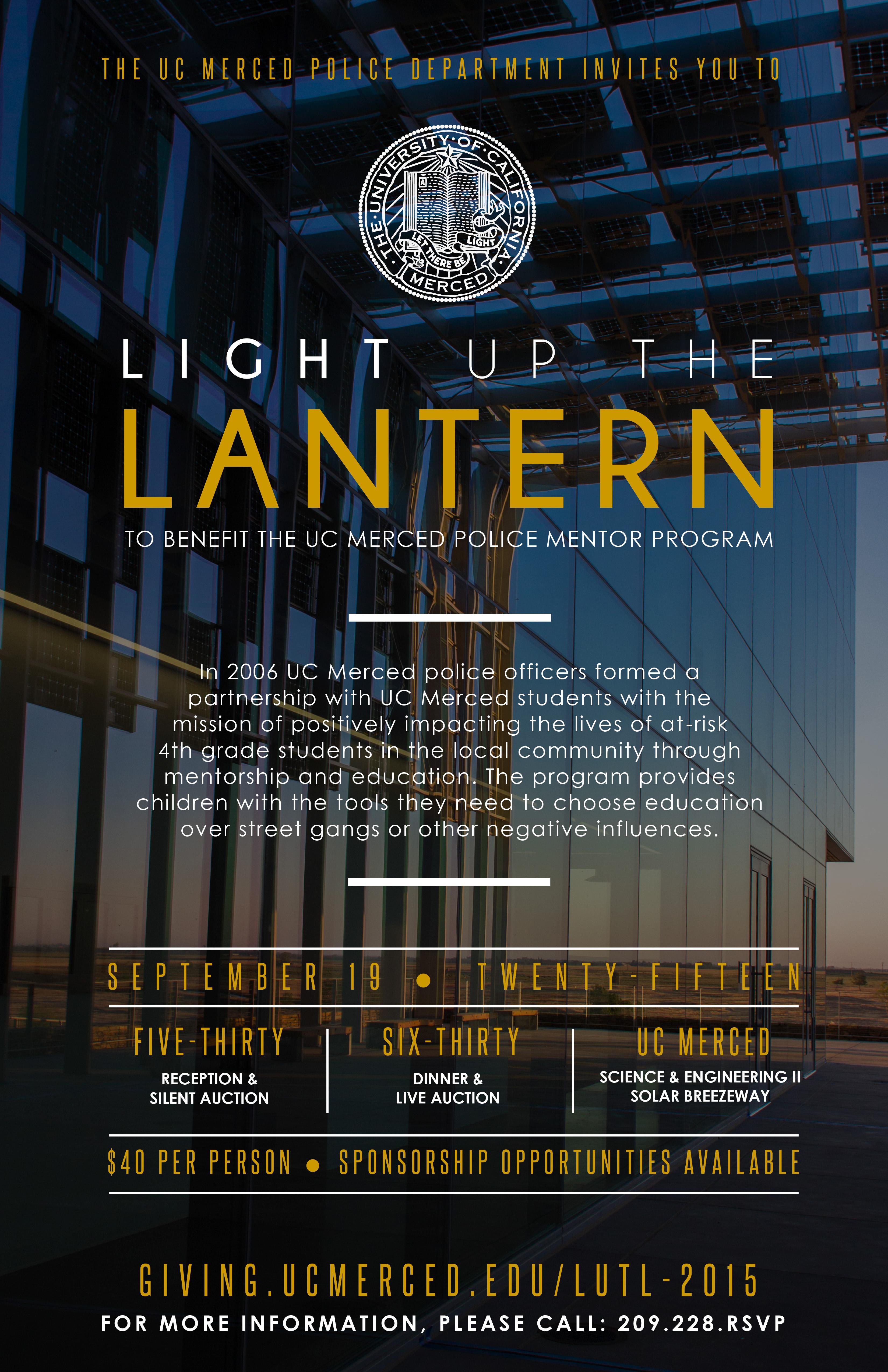 Light Up the Lantern