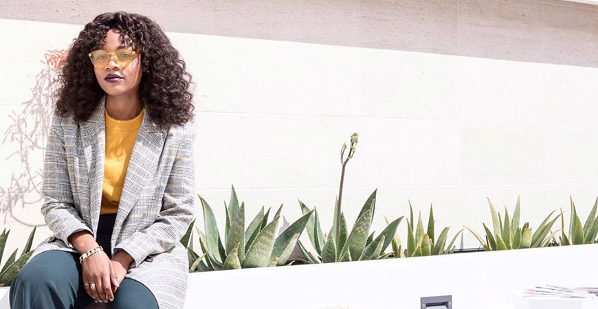 Alumna Shavone Charles heads global music and youth culture communications at Instagram.