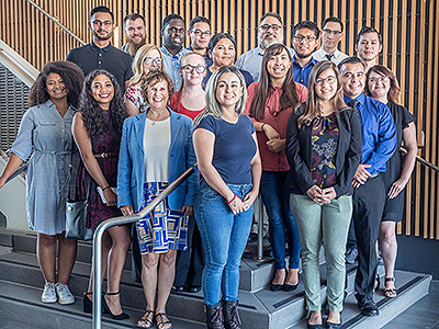 UC Merced's Competitive Edge Summer Bridge program prepares new graduate students to make strong transitions to their doctoral programs and, ultimately, help to cultivate a diverse professoriate.
