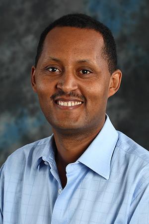 Professor Teamrat Ghezzehei