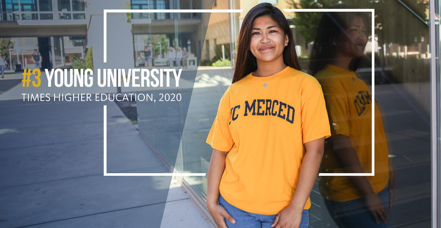 UC Merced student