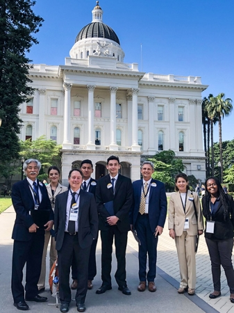 UC Merced advocates at the Capitol