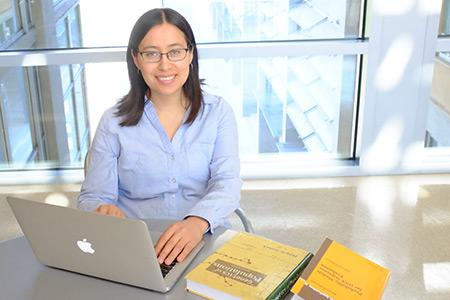 Professor Emilia Huerta-Sanchez
