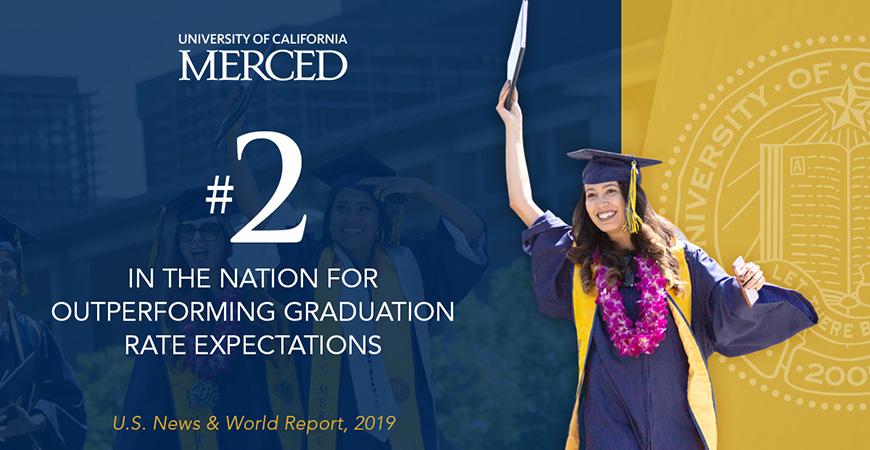UC Merced Rises Nearly 30 Spots in U S  News Rankings | Newsroom