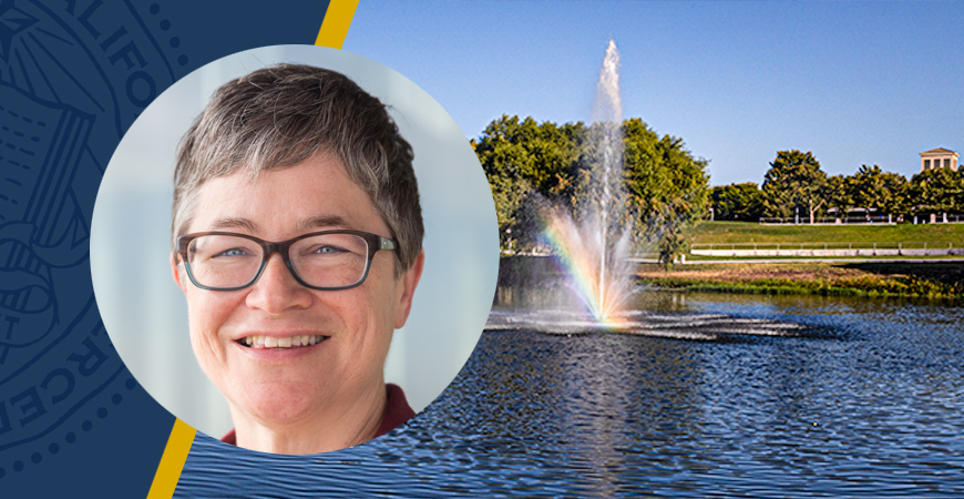 Sociology Professor Nella Van Dyke is an expert on social movements in relation to hate crimes and has studied far right-wing movements.